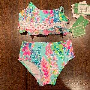 Lilly Pulitzer Toddler Bathing Suit - NWT
